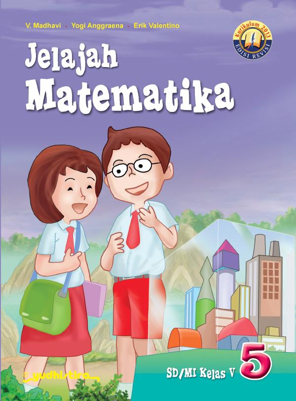 Download Buku Jelajah Matematika Kelas 5 Guru Galeri