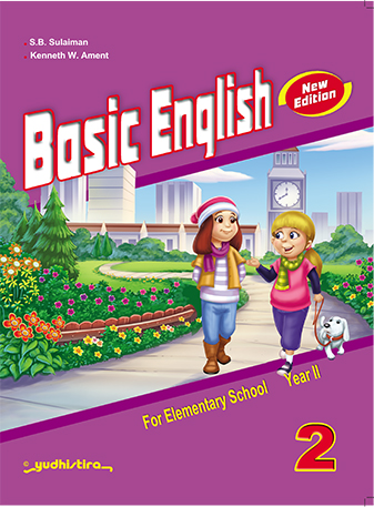 Basic English Sd Kelas 2 New Edition Yudhistira